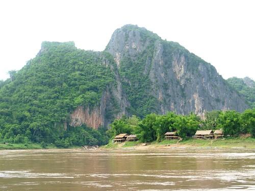 Nong Khiaw-Luang Prabang-bateau (73)
