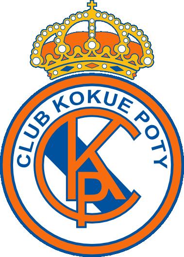 Escudo Club Social y Deportivo Kokue Poty