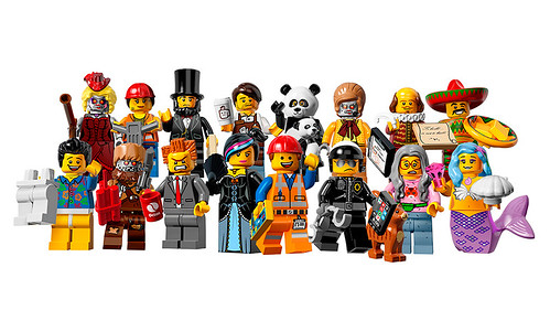 LEGO Collectable Minifigures Series 12