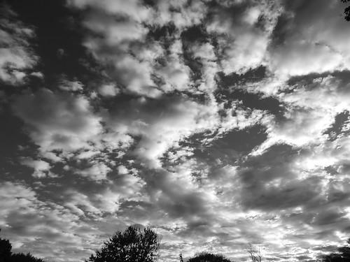 november ohio clouds sunrise summit coventry