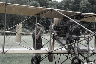 Curtiss Pusher Model D