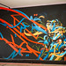 Tour Paris 13: artwork by A1one (apartment #973) by mat2057