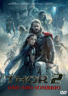 Download – Thor 2: O Mundo Sombrio – Torrent (2013)