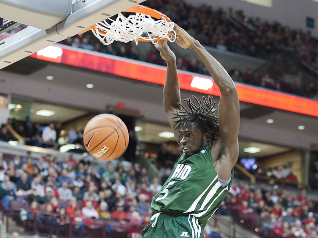 Ohio University Forward Maurice N'dour