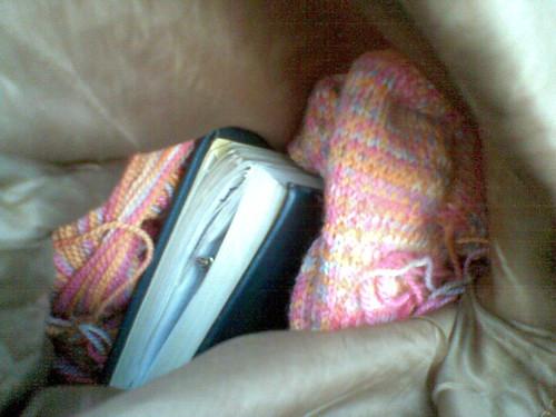 носок в мешке