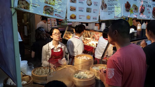 Chinatown Night Market: Dim Sum