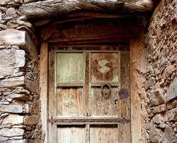 porte de la kasbah Tizourgane