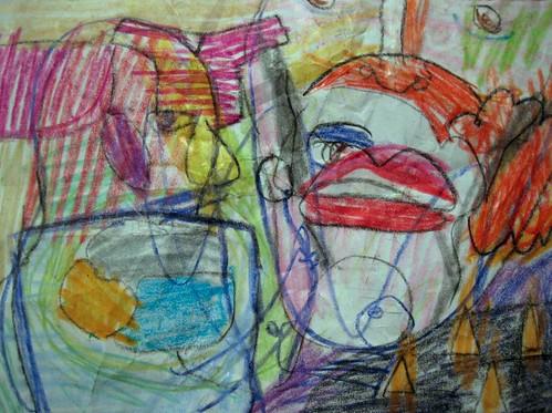 Moss Clown