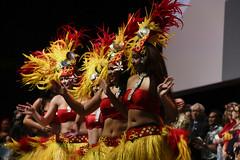 The Cook Islanders' Performance