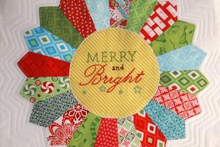 Merry & Bright dresden details...