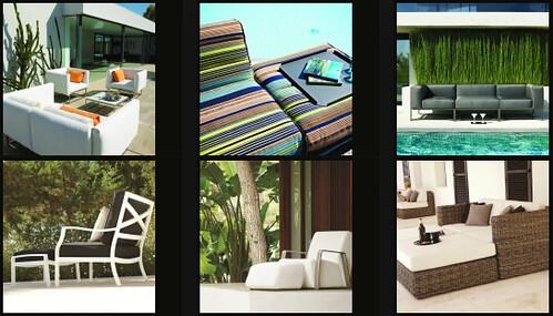 danish design outdoor furniture series