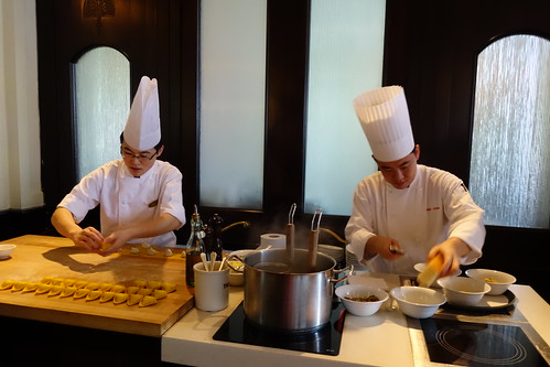 Pasta Live Station - Bar & Billiard Room, Raffles Hotel