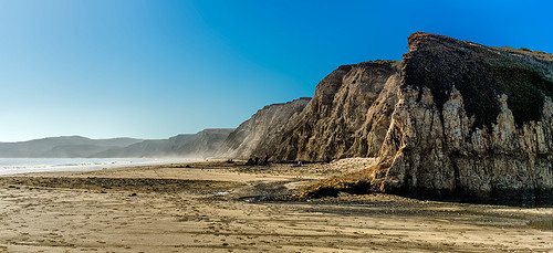 Drake's Beach, Point Reyes National Seashore, California by joeeisner