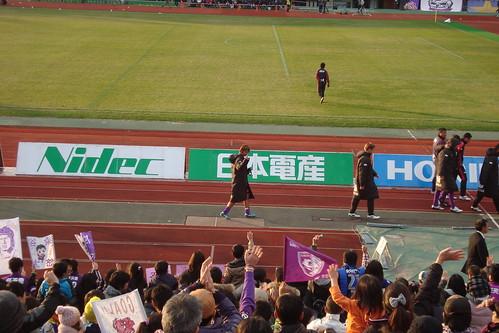 2013/12 J2プレーオフ準決勝 京都vs長崎 #03