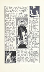 Image taken from page 15 of 'Wedding Bells. A new old nursery rhyme. (Designs by Jas. J. Guthrie.)'