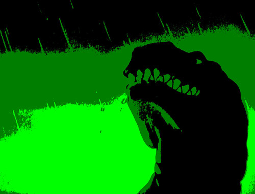T_Rex_eq_green_3post*