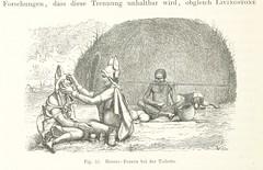 Image taken from page 258 of 'Die Eingeborenen Süd-Afrika's ethnographisch und anatomisch beschrieben'
