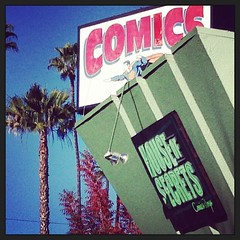Hello, House of Secrets! First visit in too long a time. #comicbooks