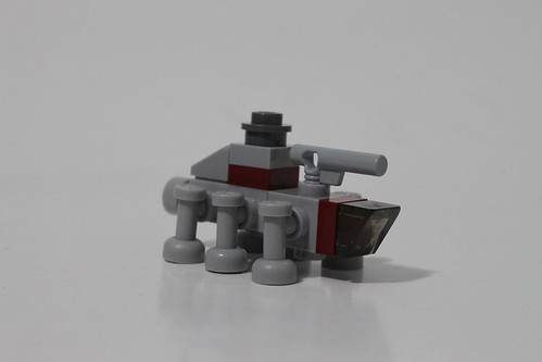 LEGO Star Wars 2013 Advent Calendar (75023) - Day 11 - AT-TE