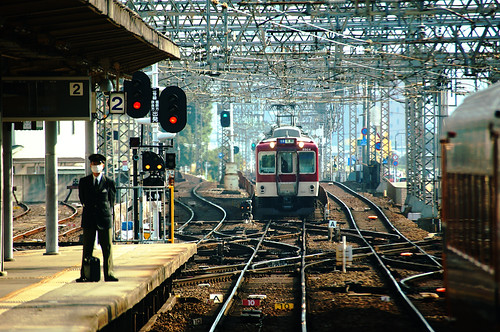 Rail Travel in Japan
