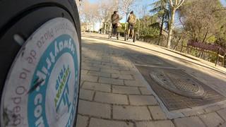 En marcha por Madrid, haciendo un tour en Segway Segway tour por Madrid, turismo de futuro - 11695773016 57f74fa1d5 n - Segway tour por Madrid, turismo de futuro