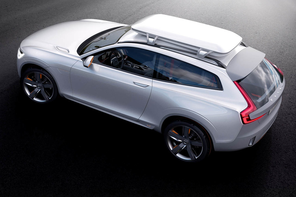 Volvo Concept Xc Coupe Svetlinnikolaev Flickr