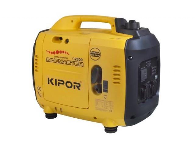 KIPOR IG2600 - 2,65 KVA INVERTER GENERATORSET | Type: Genera… | Flickr
