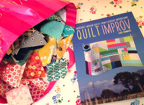 Quilt Improv by Lu Summers | blog hop & giveaway