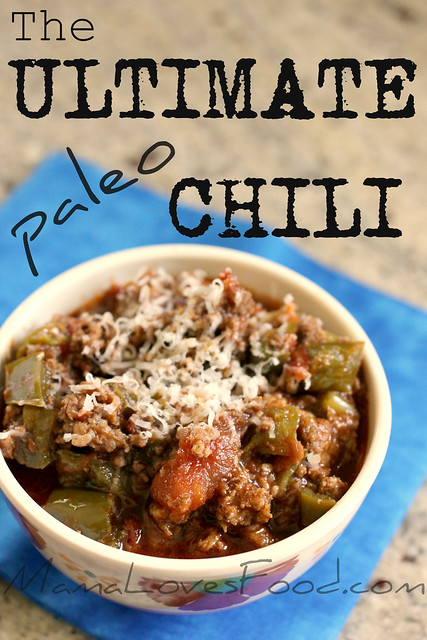 ultimate paleo chili