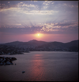 Good night Leros