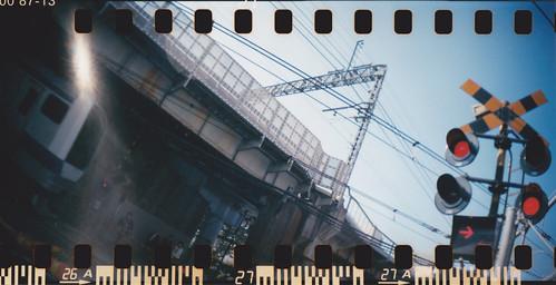 東京踏切12
