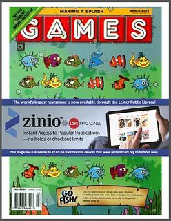 Games on Zinio