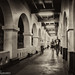 Queen's Hotel Corridor Kandy