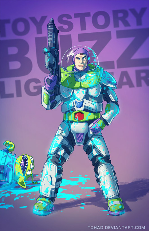 buzz lightyears