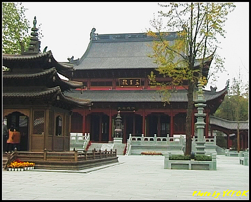 杭州 西湖湖畔的錢王祠 - 028