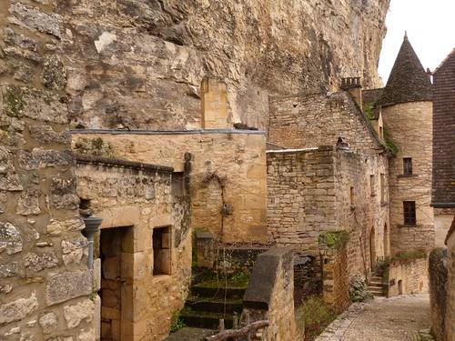 Foto de La Roque-Gageac (Périgord, Francia)