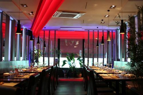 Salle principale Asia Restaurant