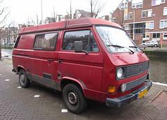 1983 Volkswagen Transporter (T3) 1.9
