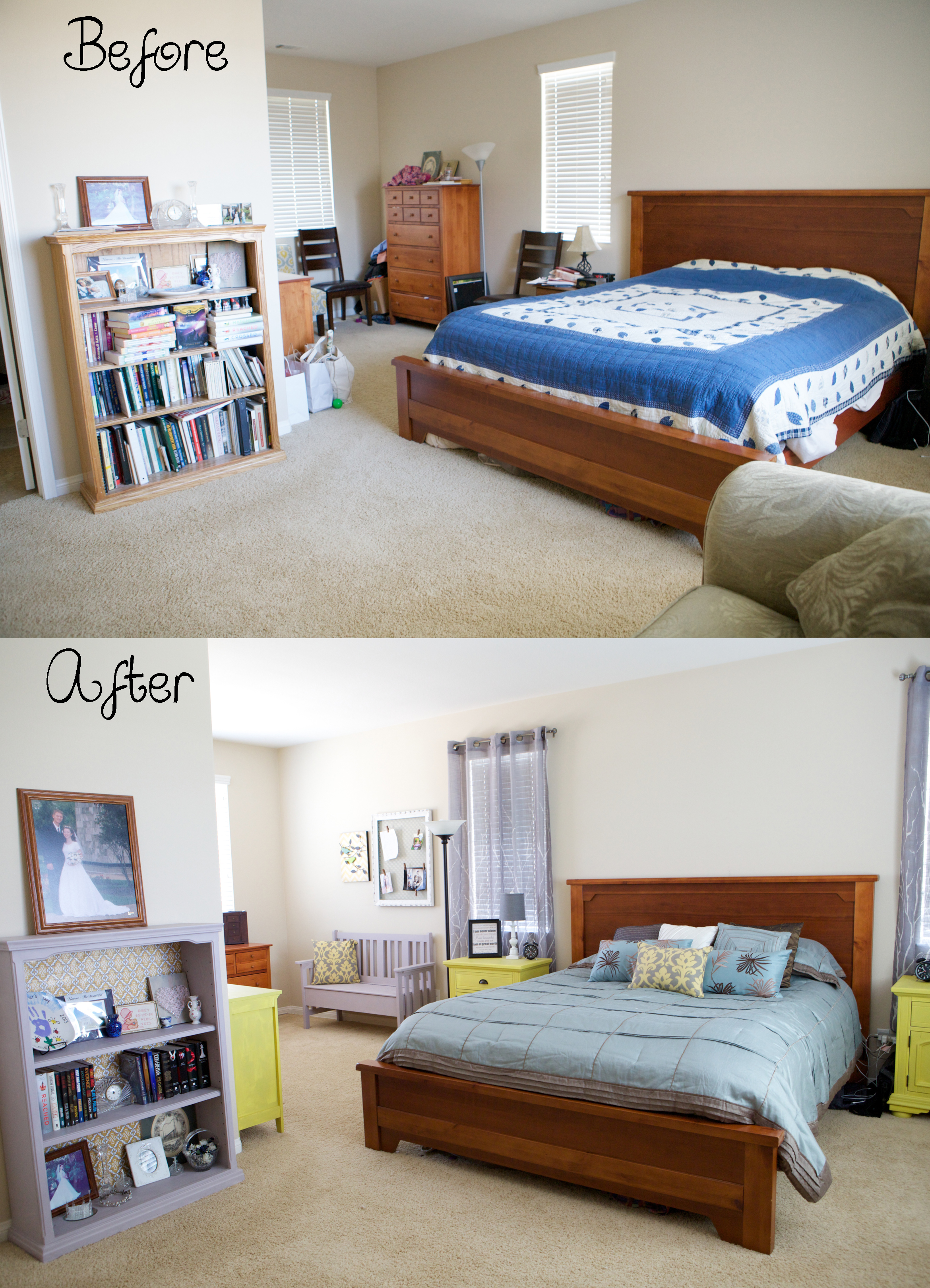bed before after copy