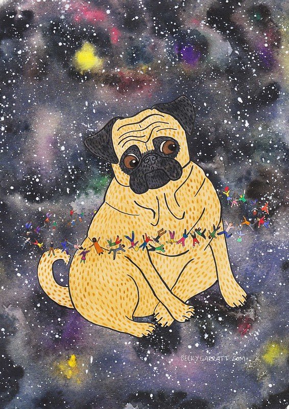 The Pug That Ate The Whole World