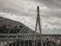 Bridge Dubrovnik @ rain