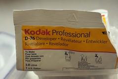 KODAK D76(半包1.9L)調配記