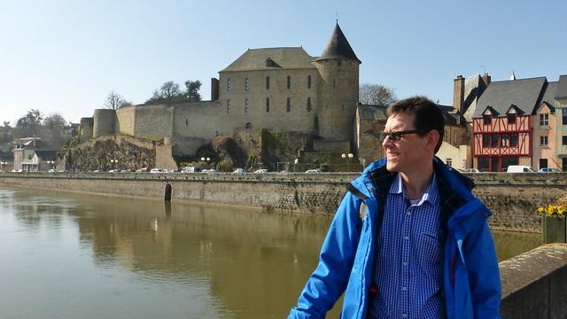 494 Le château de Mayenne