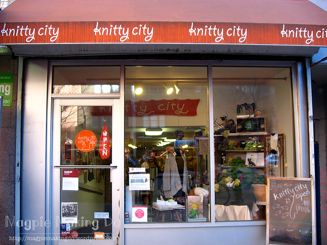 Knitty City