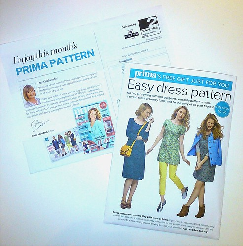 Prima Magazine - Pattern, May 2014 (04)