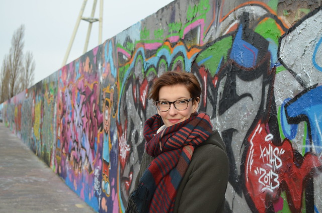 Mauerpark Berlin_Kate at the wall graffiti