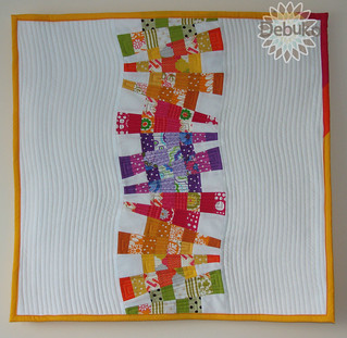 Dare to Dresden Rainbow Quilt