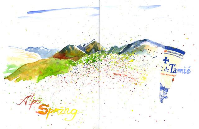Alps-Spring