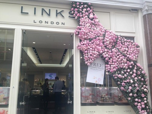 links Chelsea in Bloom 2014