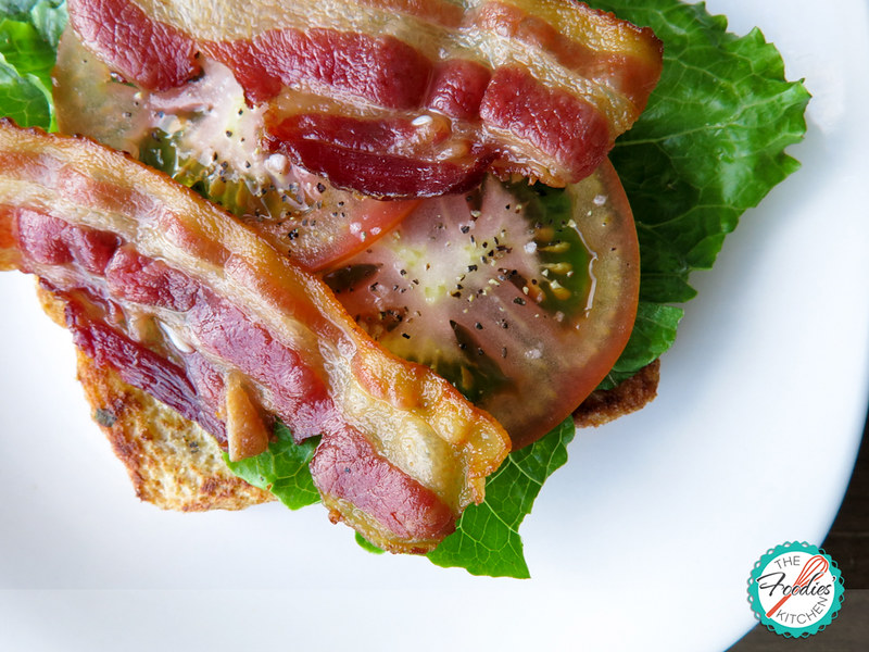 French Toast BLT